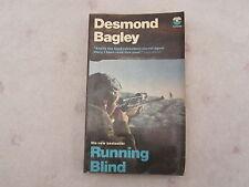 Running Blind by Desmond Bagley, Fontana 1970