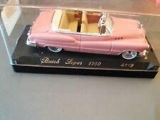 MODELLINO AUTO AGE D'OR SOLIDO 1/43 BUICK SUPER 1950 4512 ROSA