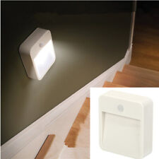 Wireless Battery Operated Indoor Outdoor Motion Sensor LED Security Light White