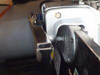 Aussenborder Schloß Edelstahl Außenbordmotoren  für Honda 15 PS BF15d Bootschloß