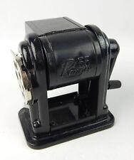 X-ACTO Ranger 55 Manual Pencil Sharpener, Black pre-owned working