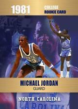1981- MICHAEL JORDAN  GOLD PHENOM FIRST EVER COLLEGE NORTH CAROLINA R.C. 🔥🔥🔥!
