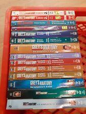 Dvd Sammlung Greys Anatomy