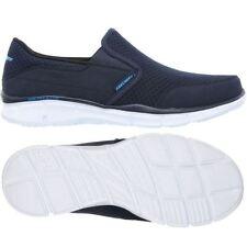 Chaussures de fitness, athlétisme et yoga bleus pour homme, pointure 43