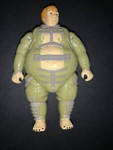 1984 LJN DUNE Movie Baron Harkonnen Battle-Matic Action Figure