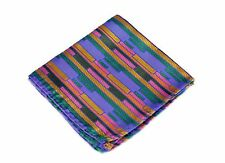 Lord R Colton Masterworks Pocket Square Miami Joker Silk - $75 Retail New