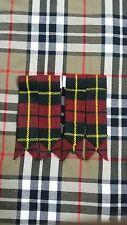 Pour hommes Flashes Pour Chaussettes De Kilt Wallace écossais/Wallace écossais