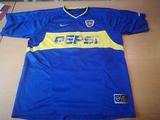 Nike CA Boca Juniors 7 Price Jacket TRIKOT JERSY CAMISETA MAGLIA Size M