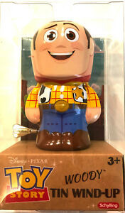 Woody Toy Story Tin Wind Up