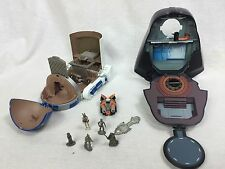 Star Wars Micro Machines R2D2 Head Playset & Darth Vader w/ Figures +More FreeSH