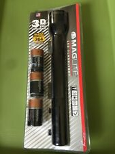NEW Maglite ST3DDX6 3D LED Flashlight with Batteries, Black, FREE SHIPPING