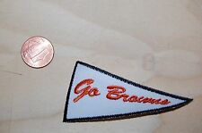 "Cleveland Browns 3"" Patch Banner Football"