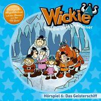 WICKIE - 06: DAS GEISTERSCHIFF/DER ESKIMOSCHATZ  CD NEU