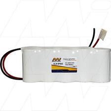ELB-BP600 6V 4Ah NiCd Emergency Lighting Battery