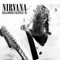 NIRVANA - HALLOWEEN SEATTLE '91   CD NEW!