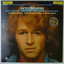 "12"" LP - Peter Maffay - Peter Maffay - k5645 - washed & cleaned"