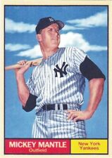 MICKEY MANTLE 1961 ACEO ART CARD ## BUY 5 GET 1 FREE ## & FREE COMBINED SHIPPING