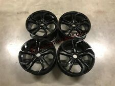 "18"" VW Golf Reifnitz TCR Style Wheels Gloss Black MK5 MK6 MK7 MK7.5 GTi GTD R"