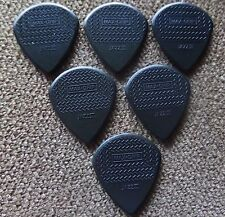 Dunlop 471P3C Max Grip Jazz III Carbon Guitar Picks, 6-Pack