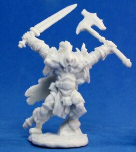 1 x KORD DESTROYER - BONES REAPER  miniature warrior  fantasy rpg 77061
