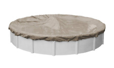 Sandstone Winter Cover for 24 Foot Round Above Ground Swimming Pool Mate 5724 4