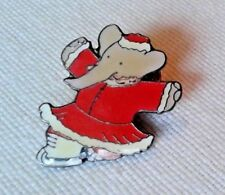 Pin's Disney Babar Costume de Noël