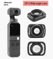 Ulanzi OP-5 Large Wide-Angle Lens for DJI Osmo Pocket Magnetic Wide Angel Camera