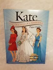 Collectible Toy - Kate Middleton Paper Dolls 2014
