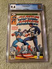Captain America 241 CGC 9.4 Marvel Comics
