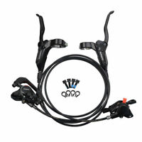 Shimano M315 M355 M395 M446 M615 M675 Hydraulic Disc Brakes Set Front and Rear
