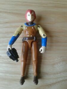 Rand Robotech action figure Vintage Macross The New Generation Matchbox complete