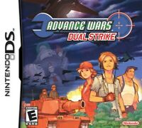 Advance Wars: Dual Strike - Nintendo DS Game