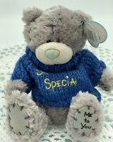Me To You Tatty Teddy Bear Someone Special, Blue Nose, Carte Blanche