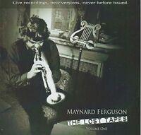 Maynard Ferguson - Lost Tapes Vol. 1 [CD]