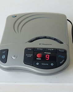 BT Response 75 Digital Telephone Answering Machine - Silver