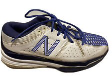 new balance tennis shoes 851 White And Blue 8.5 US
