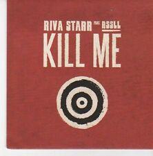 (EB778) Riva Starr Feat Rssll, Kill Me - 2013 DJ CD