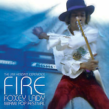 Jimi Hendrix - Fire / Foxey Lady -7 inch RSD Black Friday 2013 - NEW