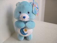 """10"""" Care Bears ~PRAYING BEDTIME BEAR Talking Plush Stuffed Animal"""