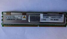 Qimonda 1GB PC2-5300 DDR2-667MHz ECC Fully Buffered RAM HYS72T128420HFD-3S-B
