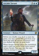 Arcane Savant Conspiracy Take The Crown MAgic The Gathering MTG blue rare