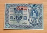 AUSTRIA 1000 KRONEN 1902 *fw 023