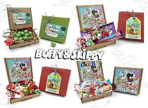 Personalised Cadbury Chocolate Sweet Gift Hamper Box Christmas Stocking Filler!