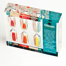Tea Timer - Minutes Sand Hourglass from Dilmah Ceylon Perfect Gift for Tea Lover