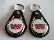 FORD TRUCK-F100-1100-KEYCHAIN-2-PACK 1961-1962-1963-1964 -1965 V8