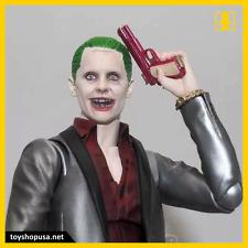 Suicide Squad The Joker SH Figuarts Bandai Authentic