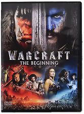 Warcraft: The Beginning DVD ***New & Sealed***