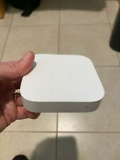 New listing Apple AirPort Express 600 Mbps 1-Port 10/100 Wireless N Router (Mc414Ll/A)