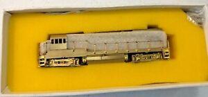 N Scale Brass Train Hallmark Models Inc. NS0135 New In Box Vintage w/ Receipt