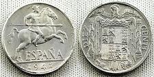 ESTADO ESPAÑOL 10 CENTIMOS 1841 MADRID UNC-/S/C- COLOR Y BRILO ORIGINAL